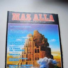Coleccionismo de Revista Más Allá: MAS ALLÁ NUMERO 14 AÑO 1990 - TORRE DE BABEL-TEOGAMIAS-ANGELES PAIPORTA-DRACULA-PACHIT --REFSAMUESC. Lote 85142116
