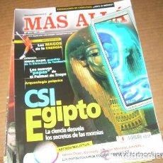 Coleccionismo de Revista Más Allá: MAS ALLA 211 --REFSAMUESC. Lote 85142680