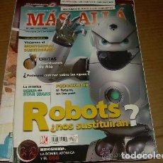 Coleccionismo de Revista Más Allá: MAS ALLA 198 --REFSAMUESC. Lote 85142792