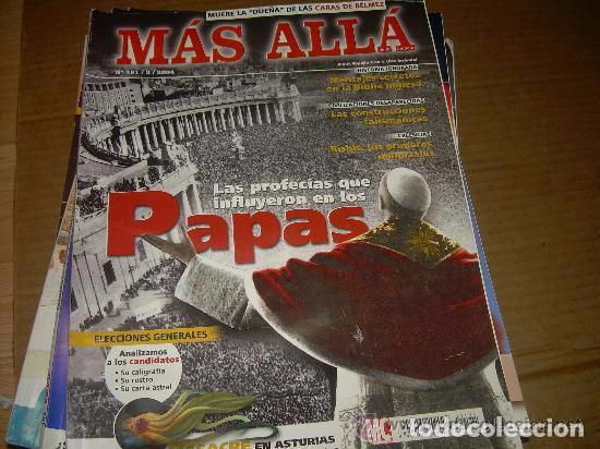 MAS ALLA 181 (Coleccionismo - Revistas y Periódicos Modernos (a partir de 1.940) - Revista Más Allá)