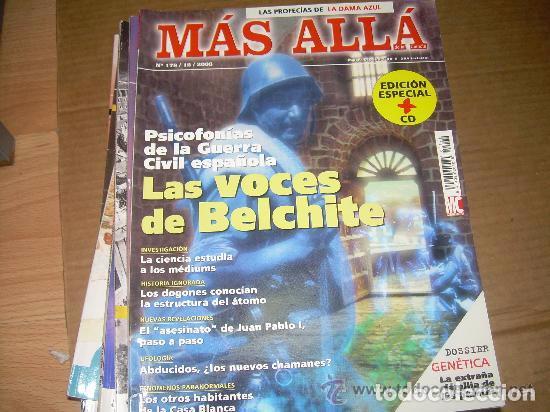 MAS ALLA 178 (Coleccionismo - Revistas y Periódicos Modernos (a partir de 1.940) - Revista Más Allá)