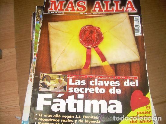 MAS ALLA 136 (Coleccionismo - Revistas y Periódicos Modernos (a partir de 1.940) - Revista Más Allá)