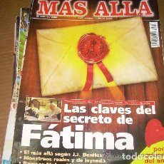 Coleccionismo de Revista Más Allá: MAS ALLA 136 --REFSAMUESC. Lote 85148168