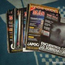 Coleccionismo de Revista Más Allá: LOTE 23 REVISTAS MAS ALLA + UNA MONOGRAFICO. Lote 86195264