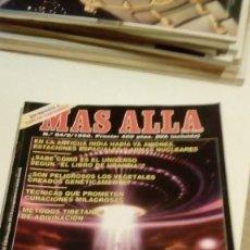 Coleccionismo de Revista Más Allá: REVISTA MAS ALLA N 84 SECUESTRADOS POR EXTRATERRESTRES . Lote 104222696