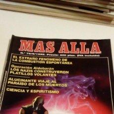 Coleccionismo de Revista Más Allá: REVISTA MAS ALLA N 79 EL FIN DEL MUNDO EN EL 2012 . Lote 104222722