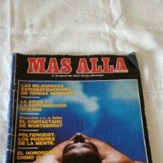 Coleccionismo de Revista Más Allá: REVISTA MAS ALLA, Nº 26, ABRIL 1991. Lote 92854080