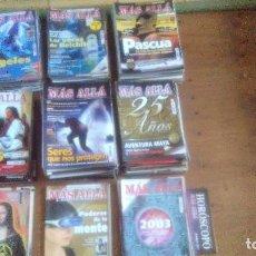 Coleccionismo de Revista Más Allá: MÁS ALLÁ: 159 REVISTAS (DEL Nº 157 AL 340), 2 MONOGRÁFICOS, 2 MAS ALLÁ LO MEJOR Y 9 ASTROLOGÍA.. Lote 93185005