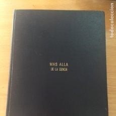 Coleccionismo de Revista Más Allá: MAS ALLA DE LA CIENCIA. 11 NUNEROS ENCUADERNADOS. AÑO 1989.. Lote 94843434