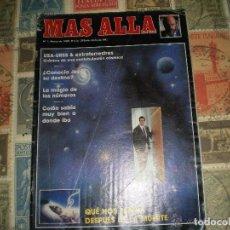 Coleccionismo de Revista Más Allá: MAS ALLÁ NUMERO 1 AÑO 1989 QUE NO ESPERA DESPUES DE LA MUERTE LA MAGIA DE LOS NUMERO COLO SABIA MUY. Lote 94936731