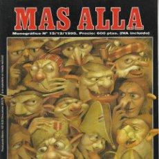 Coleccionismo de Revista Más Allá: MAS ALLÁ MONOGRÁFICO Nº 15, JC ED. 1995. SERES DE LEYENDA.. Lote 103883080