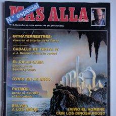 Coleccionismo de Revista Más Allá: Nº ESPECIAL REVISTA MAS ALLA - NOVIEMBRE 1989. Lote 98400267