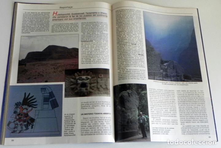 Coleccionismo de Revista Más Allá: REVISTA MÁS ALLÁ Nº 2 1989 - MISTERIO ESOTERISMO JIMÉNEZ DEL OSO PSICOFONÍAS MUERTOS CIELO INFIERNO - Foto 4 - 98641819