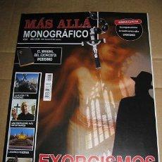 Coleccionismo de Revista Más Allá: MAS ALLA MONOGRAFICO Nº81 (EXORCISMOS;LA IGLESIA Y EL MALIGNO) ¡¡LEER DESCRIPCION!!. Lote 161923822