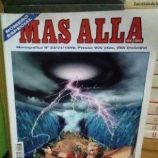 Coleccionismo de Revista Más Allá: MAS ALLA - MONOGRAFICO - Nº 23 ENERO 1998 - SUMARIO EN FOTOS. Lote 99573951