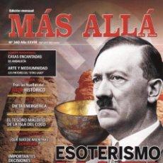 Coleccionismo de Revista Más Allá: MAS ALLA N. 340 - EN PORTADA: ESOTERISMO NAZI (NUEVA). Lote 103847366