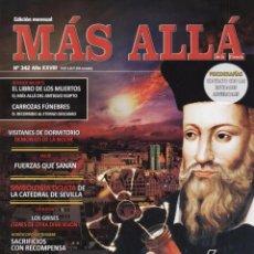 Coleccionismo de Revista Más Allá: MAS ALLA N. 342 - EN PORTADA: LAS PROFECIAS DEL FIN DEL MUNDO (NUEVA). Lote 101118939