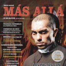 Coleccionismo de Revista Más Allá: MAS ALLA N. 339 - EN PORTADA: LOS PACTOS CON EL DIABLO DE LA IGLESIA (NUEVA). Lote 101120055