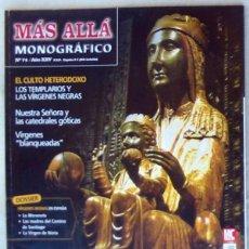 Coleccionismo de Revista Más Allá: LAS VIRGENES NEGRAS - MONOGRÁFICO REVISTA MÁS ALLÁ - Nº 74 - AÑO 25 - 2012 - VER PORTADA E ÍNDICE. Lote 101749675