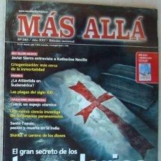 Collezionismo di Rivista Más Allá: REVISTA MAS ALLÁ DE LA CIENCIA - Nº 240 - MC EDICIONES - VER ÍNDICE. Lote 102017115