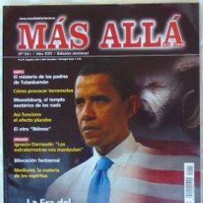 Coleccionismo de Revista Más Allá: REVISTA MAS ALLÁ DE LA CIENCIA - Nº 241 - MC EDICIONES - VER ÍNDICE. Lote 102017291