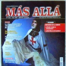 Collectionnisme de Magazine Más Allá: REVISTA MAS ALLÁ DE LA CIENCIA - Nº 248 - MC EDICIONES - VER ÍNDICE. Lote 102017655