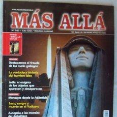 Collezionismo di Rivista Más Allá: REVISTA MAS ALLÁ DE LA CIENCIA - Nº 249 - MC EDICIONES - VER ÍNDICE. Lote 102017783