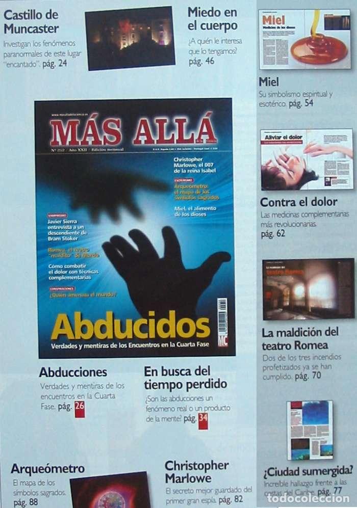 revista mas allá de la ciencia - nº 252 - mc ed - Comprar Revista ...
