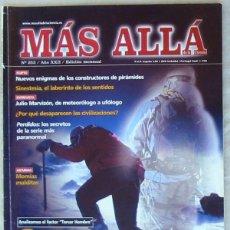 Collectionnisme de Magazine Más Allá: REVISTA MAS ALLÁ DE LA CIENCIA - Nº 253 - MC EDICIONES - VER ÍNDICE. Lote 102018751