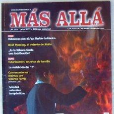 Collectionnisme de Magazine Más Allá: REVISTA MAS ALLÁ DE LA CIENCIA - Nº 254 - MC EDICIONES - VER ÍNDICE. Lote 102018831