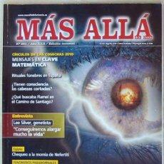 Collectionnisme de Magazine Más Allá: REVISTA MAS ALLÁ DE LA CIENCIA - Nº 261 - MC EDICIONES - VER ÍNDICE. Lote 102052355