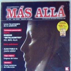 Coleccionismo de Revista Más Allá: REVISTA MAS ALLÁ DE LA CIENCIA - Nº 269 - MC EDICIONES - VER ÍNDICE. Lote 113740068