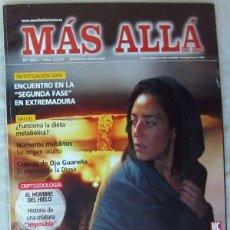 Collezionismo di Rivista Más Allá: REVISTA MAS ALLÁ DE LA CIENCIA - Nº 283 - MC EDICIONES - VER ÍNDICE. Lote 102054547