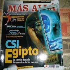 Coleccionismo de Revista Más Allá: MÁS ALLÁ DE LA CIENCIA. NÚM. 211 (CSI EGIPTO) - DIVERSOS AUTORES. Lote 102469451