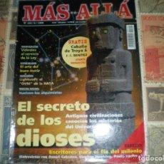 Coleccionismo de Revista Más Allá: MÁS ALLÁ DE LA CIENCIA. NÚM. 124 (EL SECRETO DE LOS DIOSES) - ESCRITORES PARA EL FIN DEL MILENIO. Lote 102469539