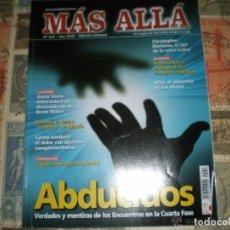 Coleccionismo de Revista Más Allá: MÁS ALLÁ DE LA CIENCIA. Nº 252. ABDUCIDOS. VERDADES Y MENTIRAS DE LOS ENCUENTROS EN LA CUARTA FASE. Lote 102469679