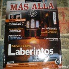 Coleccionismo de Revista Más Allá: MAS ALLA Nº 223 DEL CIELO A L A TIERRA LABERITOS EGIPTO MISTERIOSO POLTERGEIST. Lote 102483887
