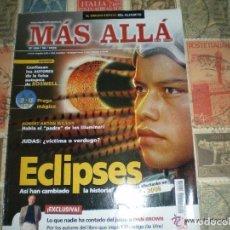Coleccionismo de Revista Más Allá: MAS ALLÁ - Nº 208 JUNIO 2006 ECLIPSES UFOLOGIA JUDAS VISTIMA O VERDUGO PRAGA MAGICA. Lote 102584443