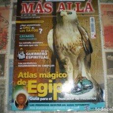 Coleccionismo de Revista Más Allá: MÁS ALLÁ DE LA CIENCIA. Nº 197/7/2005. ATLAS MÁGICO DE EGIPTO - DIVERSOS AUTORES. Lote 102584835