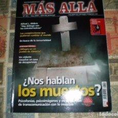 Coleccionismo de Revista Más Allá: MÁS ALLÁ DE LA CIENCIA. Nº 251. ¿NOS HABLAN LOS MUERTOS? - DIVERSOS AUTORES. Lote 102734211