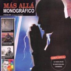 Coleccionismo de Revista Más Allá: MAS ALLA MONOGRAFICO N. 85 - TEMA: EL PODER SANADOR DE LOS CURANDEROS (NUEVA). Lote 194304641