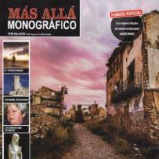 Coleccionismo de Revista Más Allá: MAS ALLA MONOGRAFICO N. 86 - TEMA: APARICIONES, PSICOFONIAS Y LUGARES MALDITOS (NUEVA). Lote 103744387