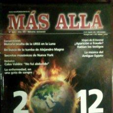 Coleccionismo de Revista Más Allá: MÁS ALLÁ DE LA CIENCIA. Nº 234/AÑO XX - FIN DEL MUNDO, PROFECÍAS, URSS, EGIPTO, CABO VALDÉS. Lote 107353691