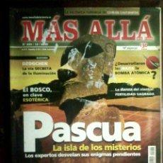 Coleccionismo de Revista Más Allá: REVISTA MÁS ALLÁ N.º 200 OCTUBRE 2005 - ISLA DE PASCUA, EL BOSCO, DZOGCHEN, NAZIS, PARAPSICOLOGÍA. Lote 54548292
