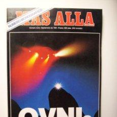 Collezionismo di Rivista Más Allá: REVISTA MAS ALLA MONOGRAFICO AÑO 1991 - OVNIS. Lote 107443979