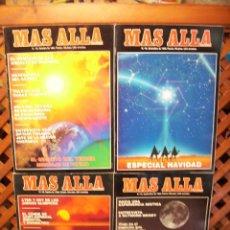 Coleccionismo de Revista Más Allá: LOTE 7 REVISTAS MÁS ALLÁ NUMEROS 41 AL 50. FALTA EL 41, EL 45 Y EL 49. Lote 107446595