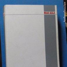 Coleccionismo de Revista Más Allá: UNA CARPETA CONTENIENDO LOS 12 PRIMEROS NÚMEROS 1ª EDICION,AÑO1989. Lote 107506147