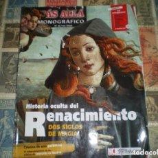 Coleccionismo de Revista Más Allá: MAS ALLA Nº 49 MONOGRAFICO HISTORIA OCULTA DEL RENACIMINETO DOS SIGLOS DE MAGIA. Lote 110411567