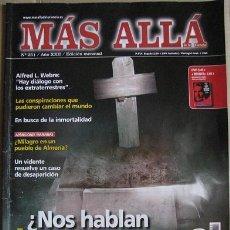 Coleccionismo de Revista Más Allá: REVISTA MÁS ALLÁ Nº 251 (EN PORTADA:¿NOS HABLAN LOS MUERTOS?) LEER DESCRIPCION. Lote 110453695