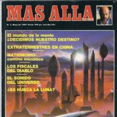 Collezionismo di Rivista Más Allá: VE15- REVISTA DE - MAS ALLA Nº 3 DE 1989 . Lote 110517699